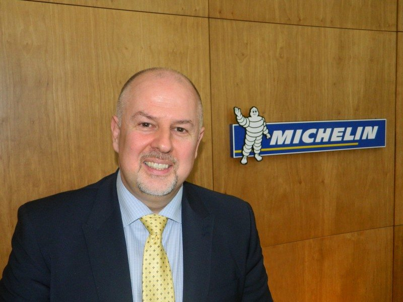 Martyn Pointer has been appointed commercial director of agriculture at Michelin, with responsibility for the UK, Ireland and the Nordics