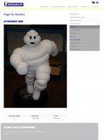 Relaunch for Michelin Auto Professional portal