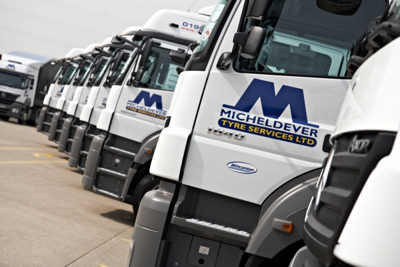 During 2016 Micheldever sold some 6 million tyres, currently capacity allows the company to raise this up to as much as 8 million