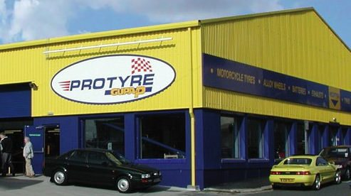 MTS now operates approximately 100 Protyre retail sites