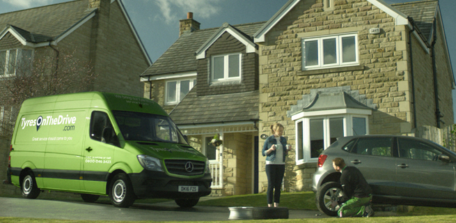 Tyres on the Drive deal gives Halfords an opportunity to grow mobile delivery