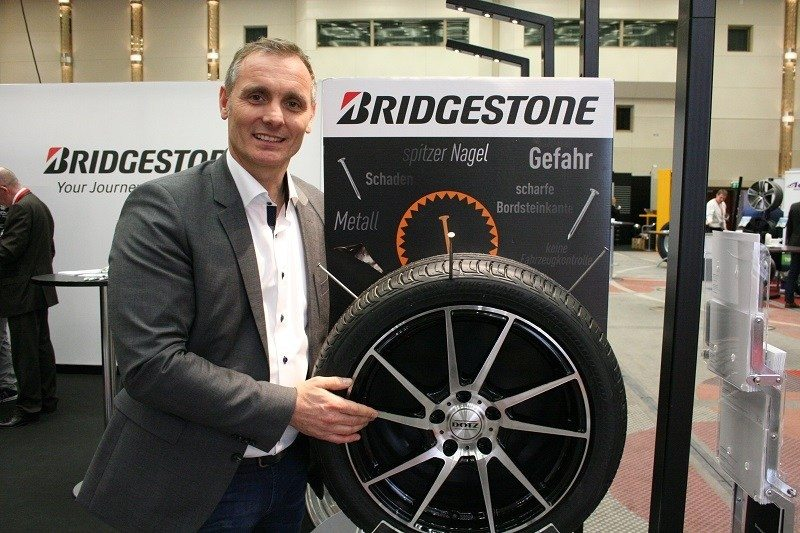Torsten Claßen began as director of the Bridgestone CER passenger car tyre business on 1 February