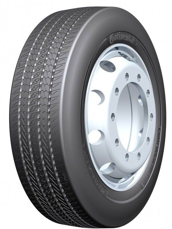 The new Conti Urban HA3 245/70R19.5""