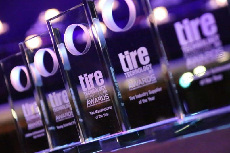 TTX: Continental named 'Tire Manufacturer of the Year'