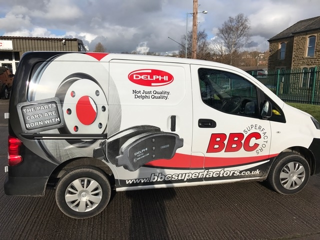 BBC Superfactors expands van fleet