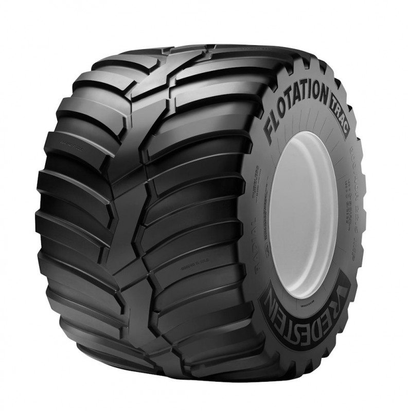 """SIMA launch for Vredestein's """"widest"""" sub-1250mm agri trailer tyre"""
