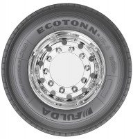 Fulda launches Ecotonn 2 HL high load trailer tyre to optimise payload capacities