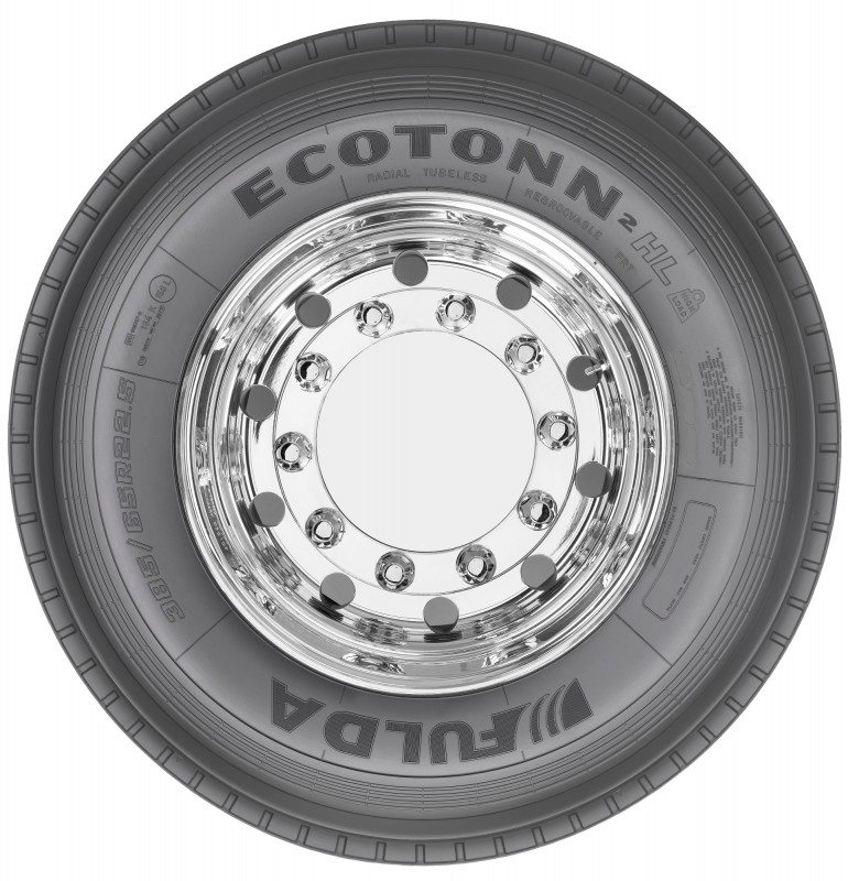 The Fulda Ecotonn 2 in size 385 65 R225 High Load