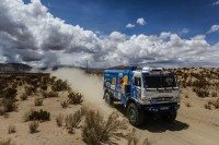 Dakar, Africa Eco experience a boon to Continental's tyre development
