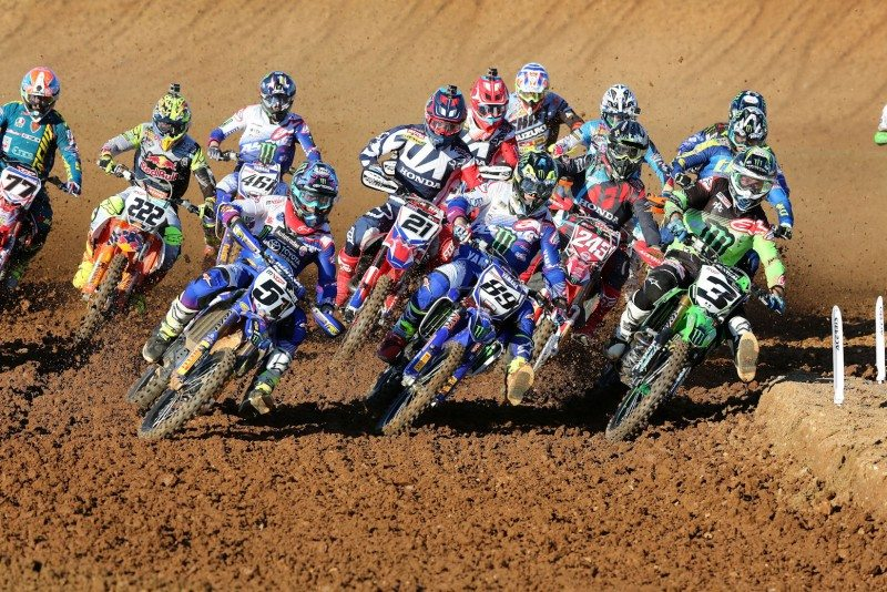 Open tyre supply in MXGP serves to drive tyre development, opines Dunlop