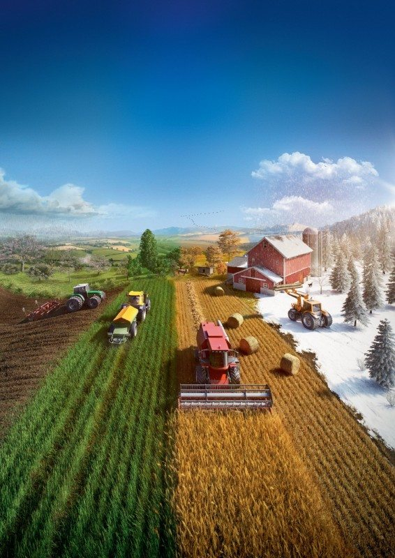 The new Mitas campaign will highlight the varied conditions and applications of its agricultural tyres