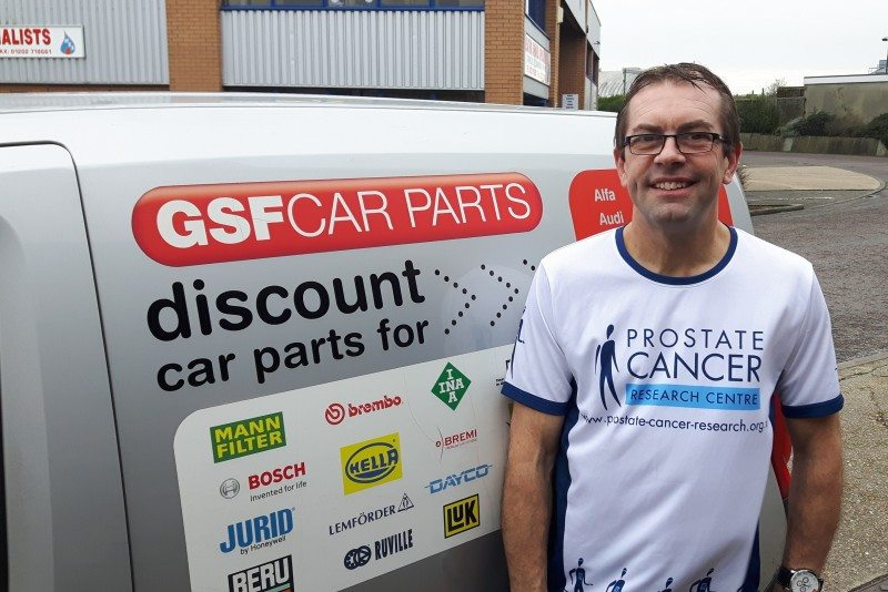 Paul Snook, GSF branch manager