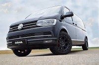 Delta4x4's VW Multivan T6 wheel/tyre upgrade