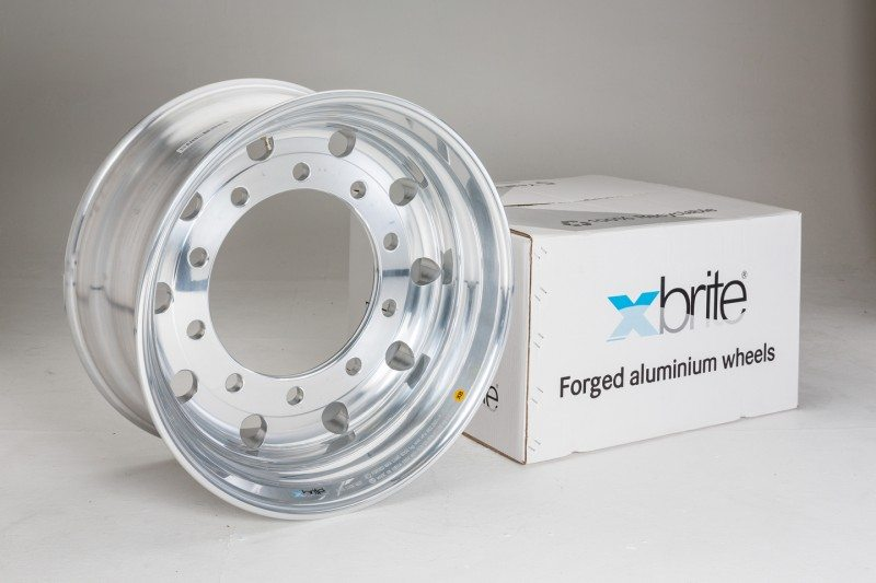 The latest Xbrite+ forged aluminium from Wheels India is available in Europe from MWSD