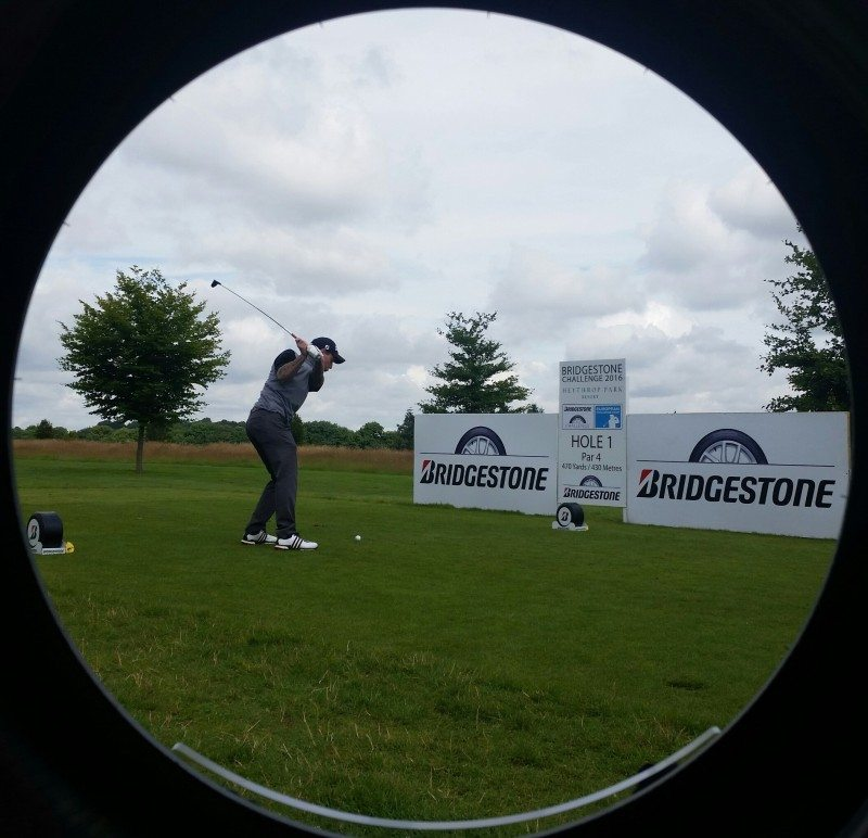Bridgestone partners England Golf with trophy, Pro-Am prize