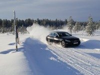European market tyres face harsh conditions on the subjective tyre evaluation tracks
