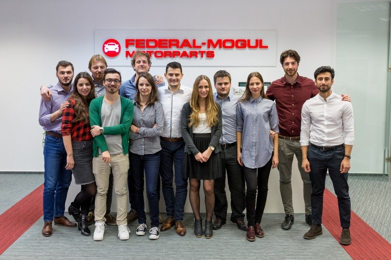 Federal Mogul Motorparts' European Graduate Program was inaugurated in 2016