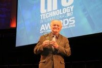 Prof Gert Heinrich awarded Lifetime Achievement Award