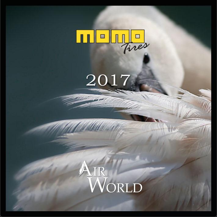 Momo Tires showcases birds in 2017 calendar