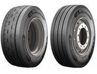 CV Show debut for Michelin X Multi regional tyre range