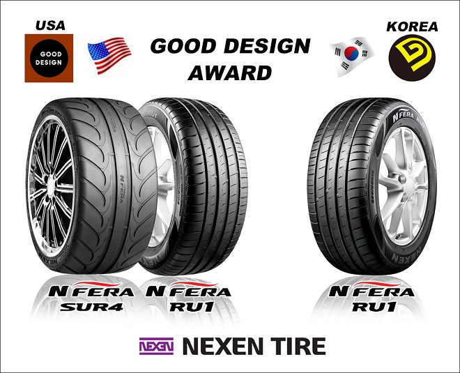 More product awards for Nexen tyres