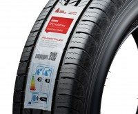 New tyre tread label offers global RFID functionality