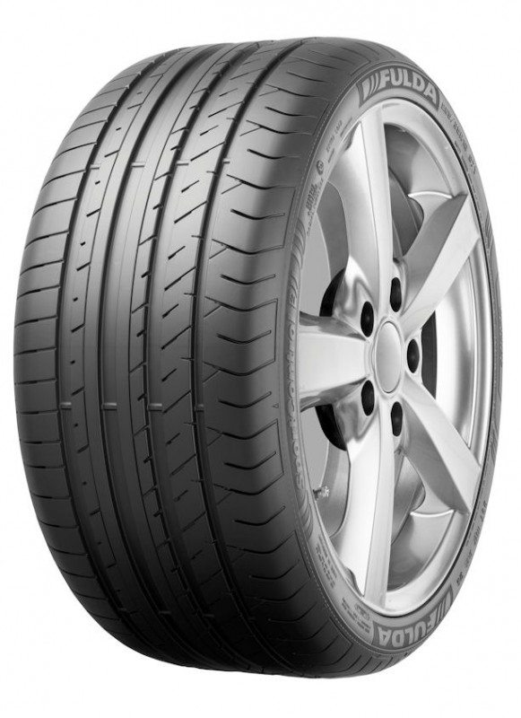 SportControl 2: Goodyear launches Fulda UHP tyre