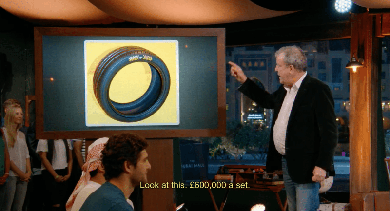 Zenises, Z Tyre and Westlake star in Jeremy Clarkson's 'The Grand Tour' finale