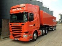 Agricultural logistics co-operative signs Michelin solutions tyre management policy