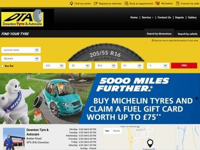 Michelin launches Click2Sell website solution to tyre dealerships