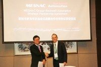 "Mesnac and Rockwell partner in ""smart"" tyre manufacturing cooperation"