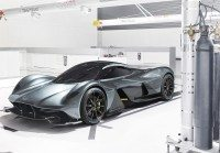 Aston Martin Valkyrie to fit Michelin Pilot Sport Cup 2 as original equipment tyre