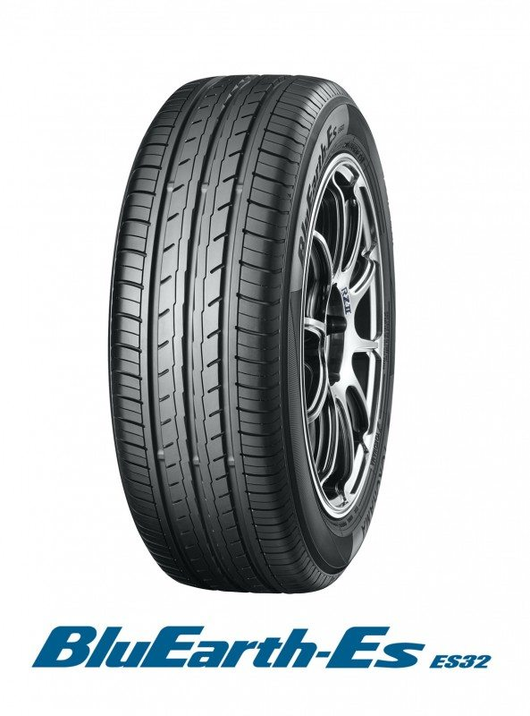 The Yokohama BluEarth ES ES32 is the latest tyre in the 'environmentally, human and socially friendly' global tyre brand