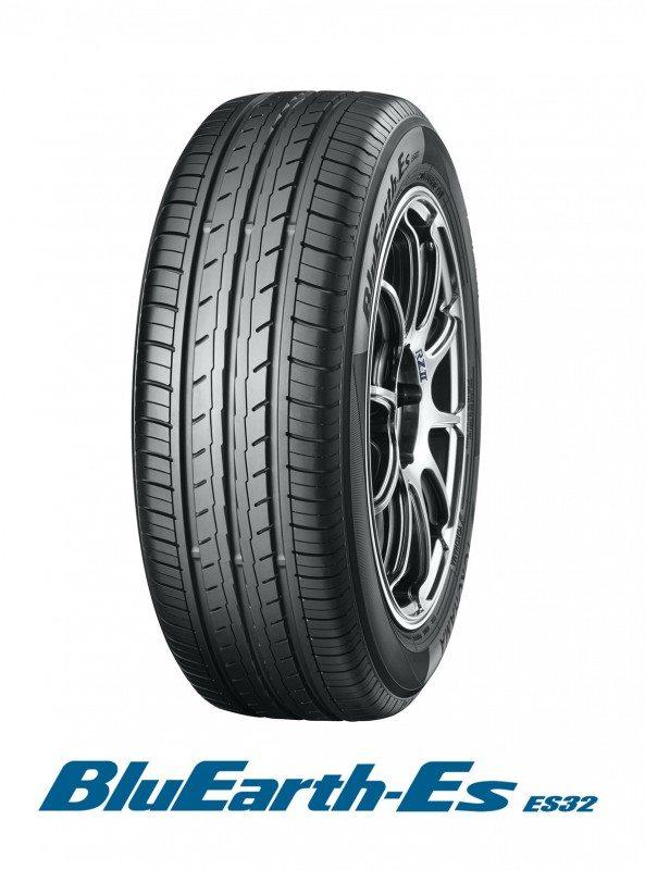 Yokohama launches BluEarth-Es ES32 fuel efficient global standard tyre