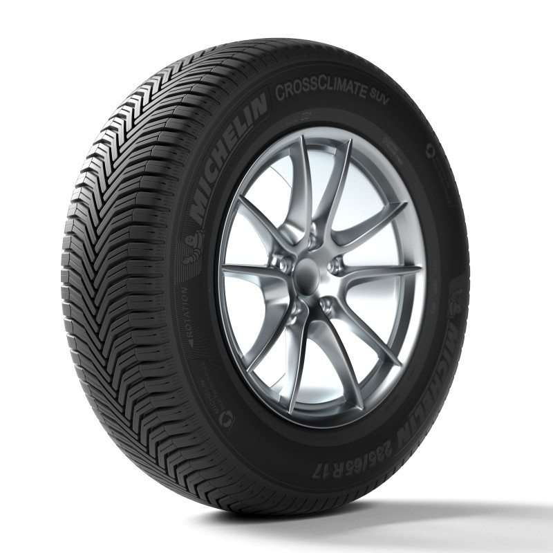 Michelin CrossClimate now available for 4x4 and SUV