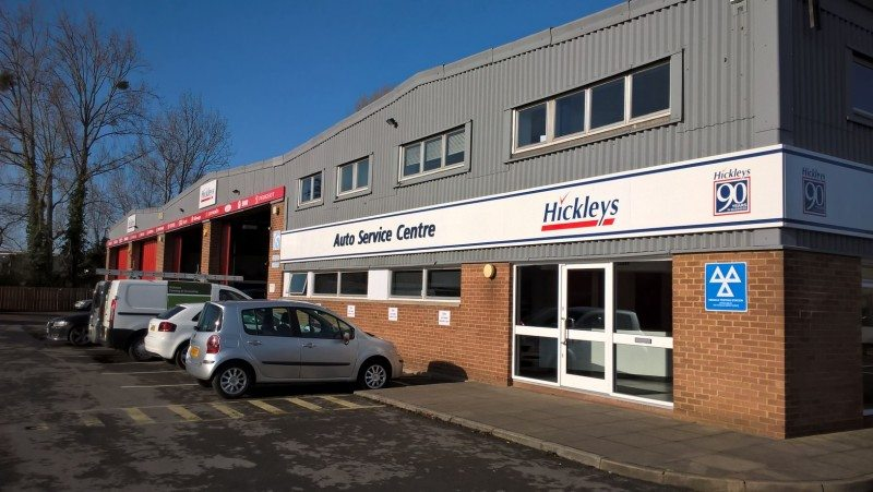 Hickleys in Taunton joins First Stop tyre retail network