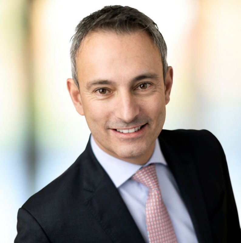 Mindermann appointed president of Trelleborg Industrial Solutions