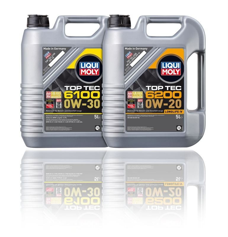 Liqui Moly introduces motor oils for BMWs and VWs