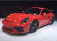 New Porsche 911 GT3 launched with Michelin Pilot Sport Cup 2 tyres