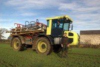 Michelin SprayBib, XeoBib agricultural tyres to outlast Unimog sprayer's 1st life in service