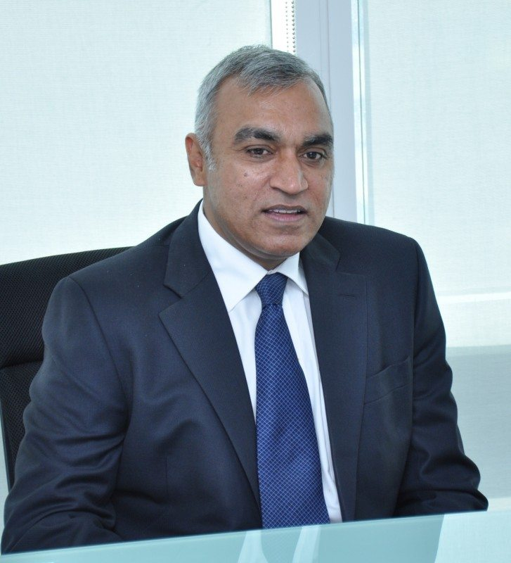 Apollo's Satish Sharma has become chairman of ATMA