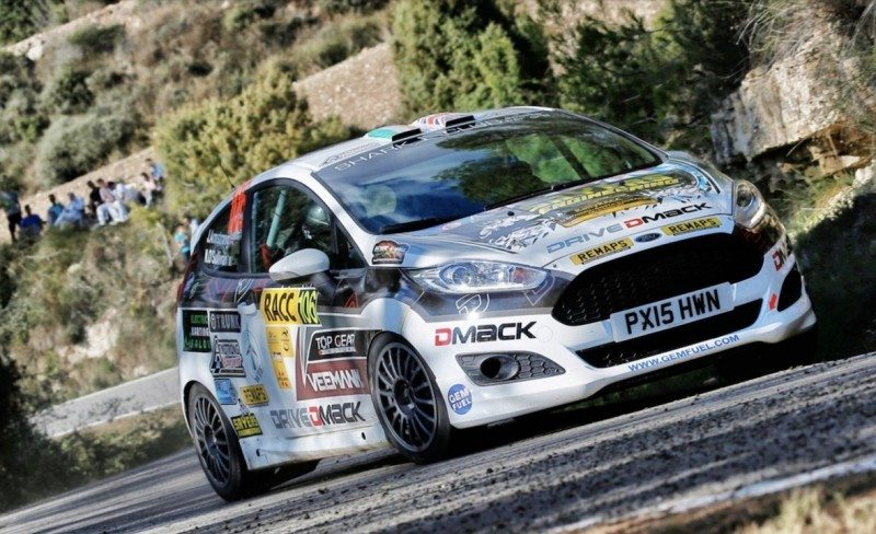 Jon Armstrong and Noel O'Sullivan took victory in Spain