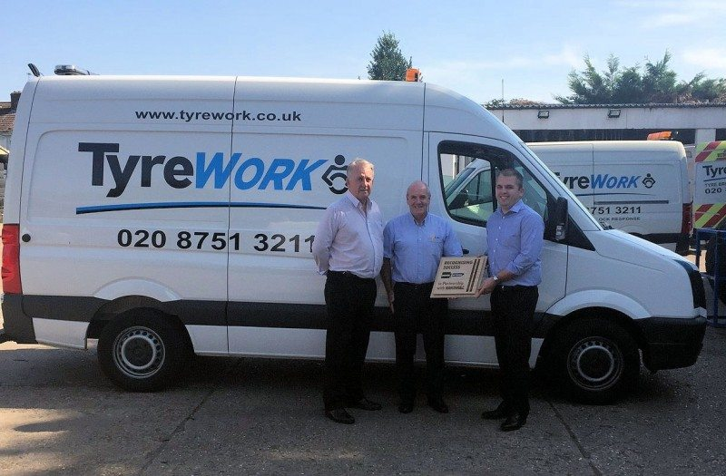 Bandvulc makes TyreWork a Key Partner