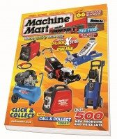 Machine Mart spring/summer catalogue out now