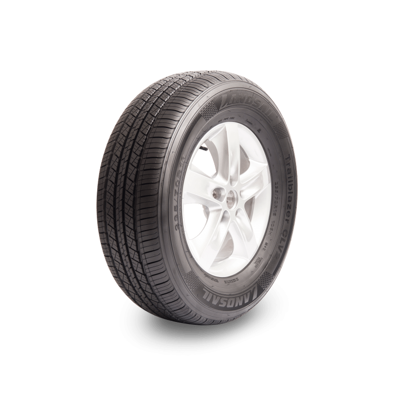 The Landsail CLV2 tyre specialises in on-road 4x4 applications