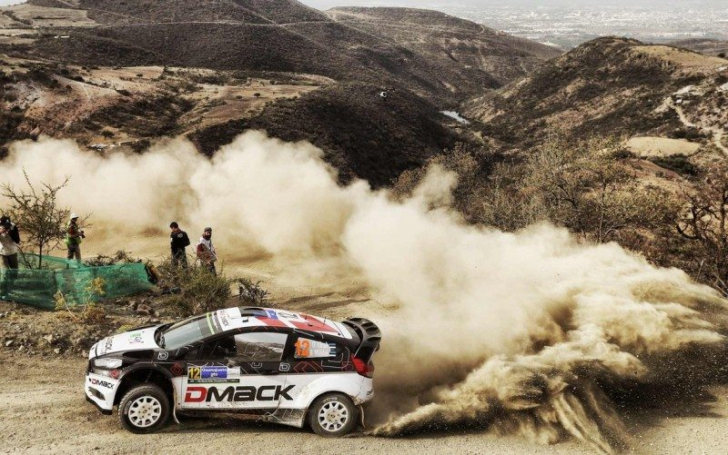 Dmack targets WRC performance gains with 2017 version of gravel tyre