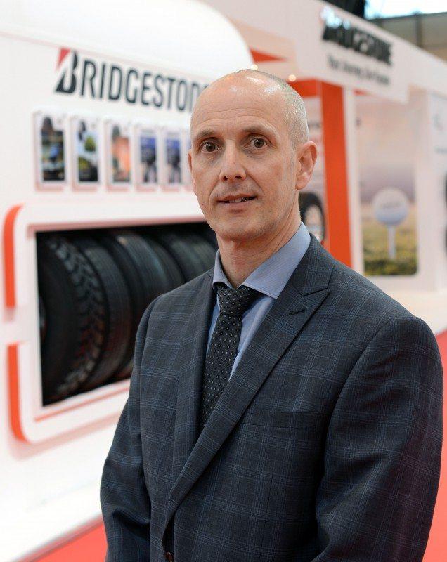 Bridgestone UK technical / field engineering manager - north region, Gary Powell