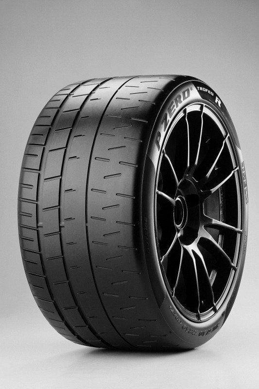The Pirelli P Zero Trofeo R
