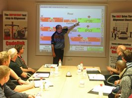 Pro-Align has launched a new advanced level wheel alignment training course