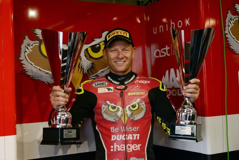 Pirelli enters 10th consecutive British Superbike Championship